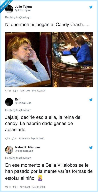701648 - Un niño de MasterChef le mete un zasca antológico a Celia Villalobos al recordarle su momento más ridículo en la política, por @javipgrn