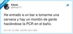 Enlace a PCR = Ponerse Cuatro Rayas , por @kikolo777