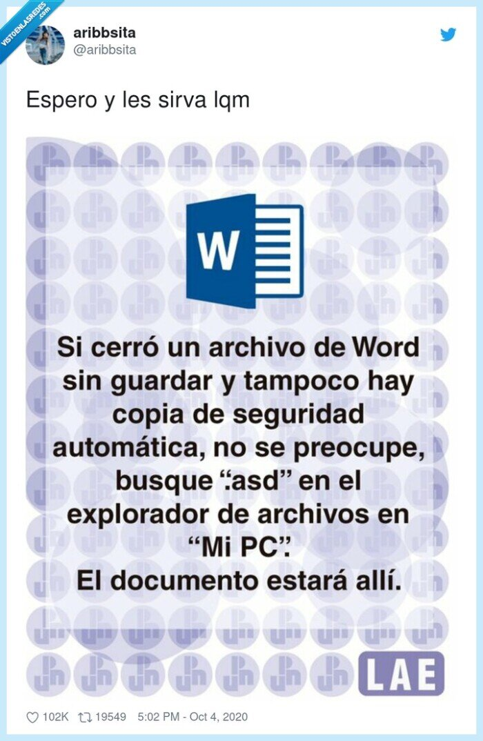documentos,guardar,recuperar,salvar,word