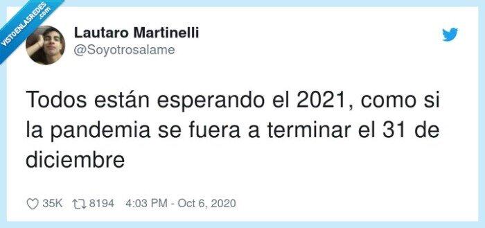 2021,diciembre,pandemia,terminar