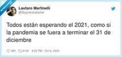 Enlace a Saldrá Matías Prats por la tele a decirnos que todo ha sido un experimento sociológico , por @Soyotrosalame