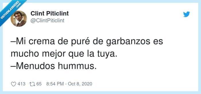 crema,garbanzos,hummus