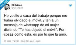 Enlace a En estos momentos es cuando notas el amor verdadero, por @El_Gripao
