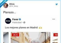 Enlace a Poco planes hay mejores en Madrid durante estos días, por @Oli_Mady