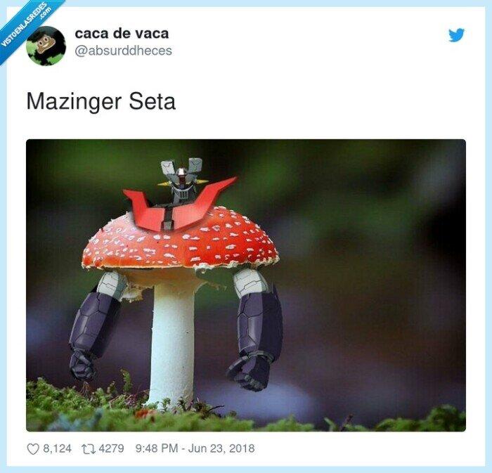mazinger,seta,zeta
