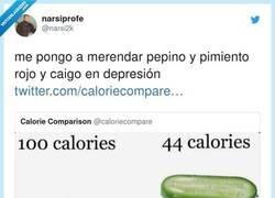 Enlace a 44 calorías +100 de tristeza , por @narsi2k
