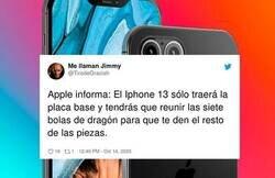 Enlace a Cachondeo e indignación a partes iguales por cómo ha justificado Apple el contenido de la caja del nuevo Iphone