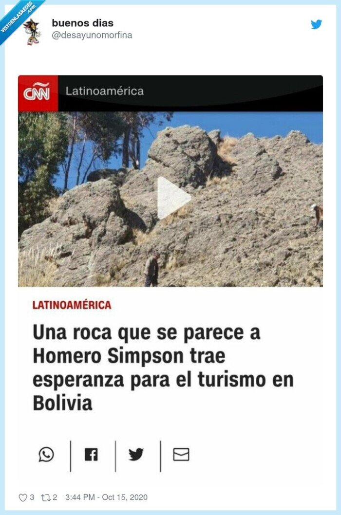 bolivia,homer,roca,turismo