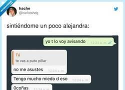Enlace a Gracias, Alejandra, por @carlotahdg