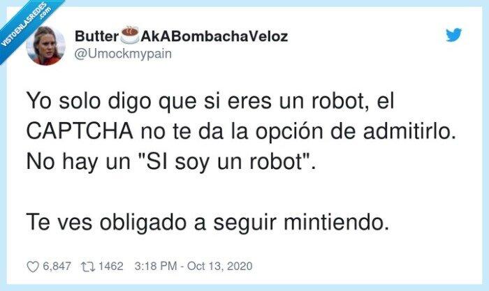 captcha,mentir,robots