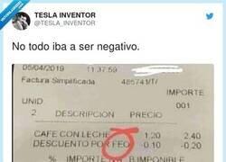 Enlace a No hay mal que por bien no venga, por @TESLA_INVENTOR