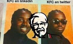 Enlace a Las surrealistas publicaciones del CM de KFC que le han convertido en el nuevo tuitstar de España