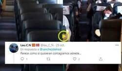 Enlace a El polémico vídeo de cómo gestiona Renfe los asientos de los viajes de larga distancia para NO evitar los contagios , por @sanchezdelreal