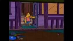 Enlace a Los Simpson ya predijeron lo que pasará con el toque de queda, por @rtsimpsons