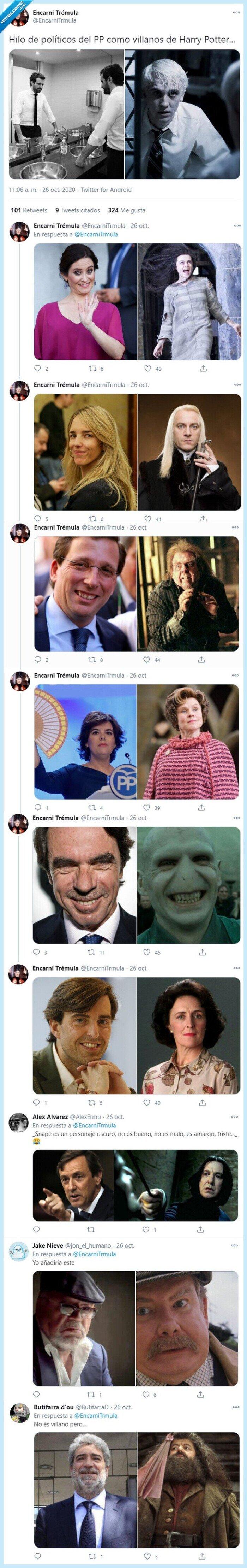 harry,potter,villanos