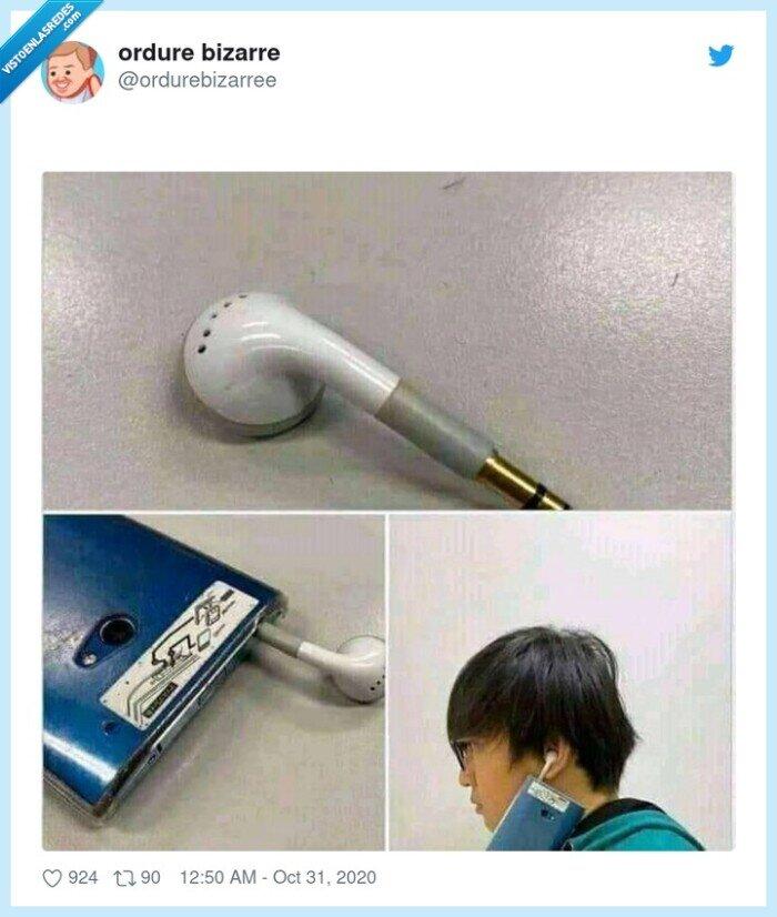 auricular,móvil,problema,solución