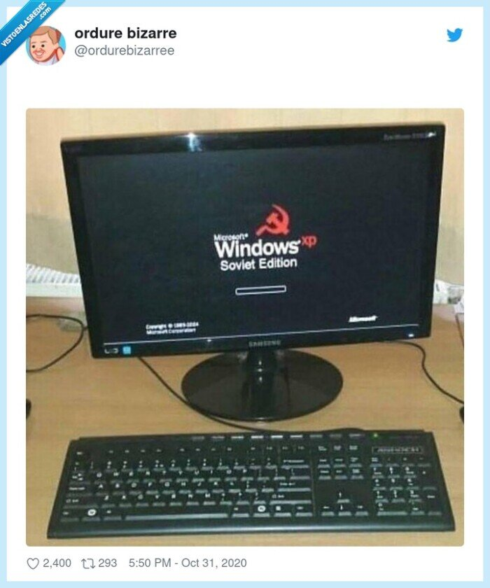 comunista,ordenador,windows