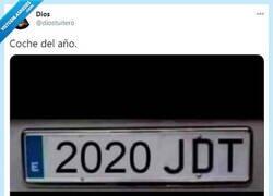 Enlace a Sin duda, el coche que se merece 2020, por @diostuitero