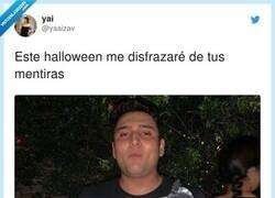 Enlace a  El mejor disfraz de Halloween, por @yaaizav
