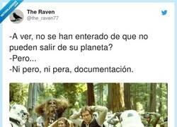 Enlace a Mucho Han Solo pero bien que va acompañado, por @the_raven77