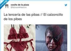 Enlace a Hay algunos que, como Spiderman, también se suben por las paredes, por @elcosodelapizza