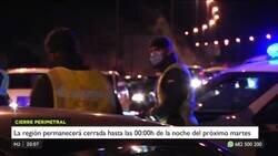 Enlace a El zasca viral de un Guardia Civil a un conductor que quería salir de Madrid sin justificante , por @MadridDirecto