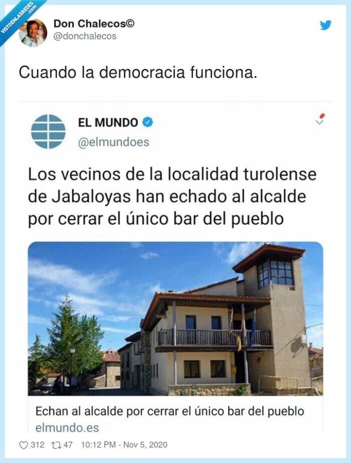 alcalde,bar,democracia,funciona,jabaloyas,pueblo,teruel,turolense