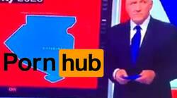 Enlace a El portal para adultos más famoso se cuela de lleno en las elecciones estadounidenses a través de la CNN con un fake que ha dado la vuelta al mundo y que nos hemos tragado todos