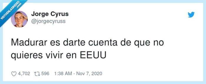 eeuu,elecciones,estadosunidos,madurar,vivir
