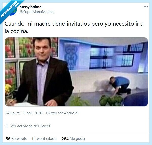 737689 - No hagas contacto visual, por @supermanumolina