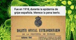 Enlace a Mucho OJO a las intrucciones para frenar la gripe española en 1918, porque se podría trasladar a 2020 fácilmente por @EnricJuliana