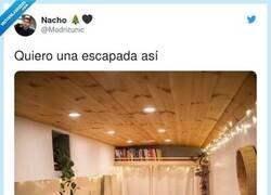 Enlace a Cuantos más planes de escapadas guays veo, más me deprimo. Parad, por favor, por @Madrizunic