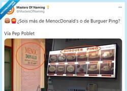 Enlace a La guerra entre las grandes compañías de comida rápida se pone seria, por @MastersOfNaming