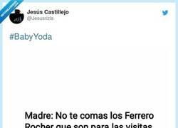 Enlace a Baby Yoda me representa siempre, por @Jesusrizla