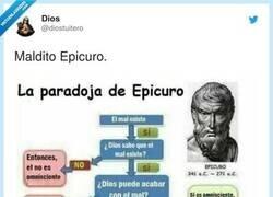 Enlace a Epicuro wins, por @diostuitero