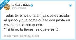 Enlace a Es verdad y lo sabes, por @lavecinarubia