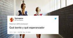 Enlace a La historia de amor entre dos niñas de 11 años que ha conquistado Twitter y que sirve para romper muchos tabúes, por @Miradadepapel