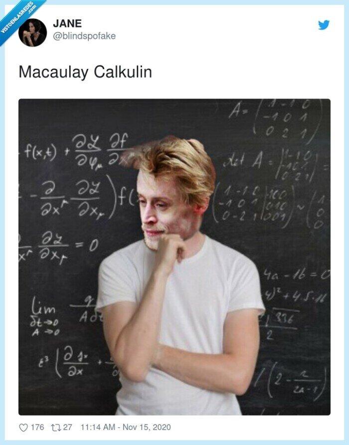 calkulin,macaulay