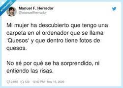 Enlace a Mientras no te vea esa 'Nueva Carpeta' sospechosa no pasa nada , por @manuelfherrador