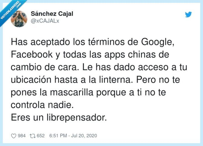 apps,librepensador,mascarilla,términos