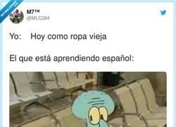 Enlace a Y el español que tampoco sabe lo que significa , por @MLC264