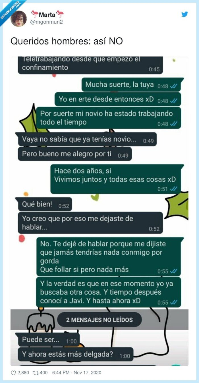 conversación,ex,hombres,queridos,whatsapp