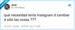 Enlace a Instagram se ha convertido en tu madre cuando ordena tu cuarto, por @_irenehdezz