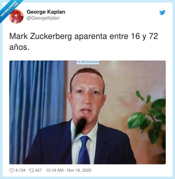años,aparenta,reptiliano,zuckerberg
