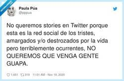 Enlace a A ver si aprendemos que cada red social tiene una función, por @pppua