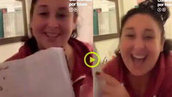 Enlace a El ataque de risa rozando el llanto de esta chica al recordar sus propósitos para 2020 es el vídeo del año y nos representa absolutamente a todos, por @alepalcor