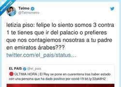 Enlace a La Casa Real versión Elena Cañizares, por @Telmometro