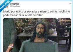 Enlace a Mal jugado, Jesús, por @empeltada