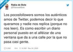 Enlace a Bro, sos famoso , por @RabiadeBote