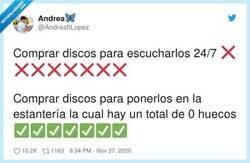 Enlace a Jugar al tetris con los discos is my passion, por @AndreaftLopez